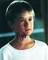 Haley Joel Osment Signed 8x10 Photo - Video Proof