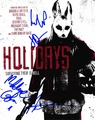 Holidays Signed 8x10 Photo