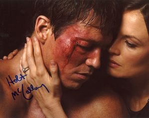 Holt McCallany Signed 8x10 Photo