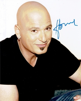 Howie Mandel Signed 8x10 Photo