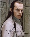 Hugo Weaving Signed 8x10 Photo - Video Proof