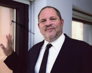 Harvey Weinstein Signed 8x10 Photo