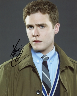 Iain De Caestecker Signed 8x10 Photo