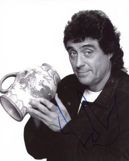 Ian McShane Signed 8x10 Photo