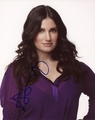 Idina Menzel Signed 8x10 Photo