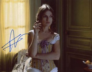 Isabelle Huppert Signed 8x10 Photo