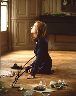 Isabelle Huppert Signed 8x10 Photo - Video Proof