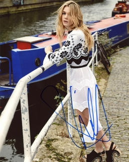 Imogen Waterhouse Signed 8x10 Photo