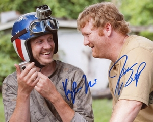 Kyle Davis & Jon Reep Signed 8x10 Photo - Video Proof