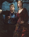 Emily Blunt & James Corden Signed 8x10 Photo - Video Proof
