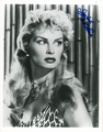 Irish McCalla Signed 8x10 Photo