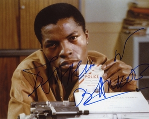 Isaach De Bankole Signed 8x10 Photo - Video Proof