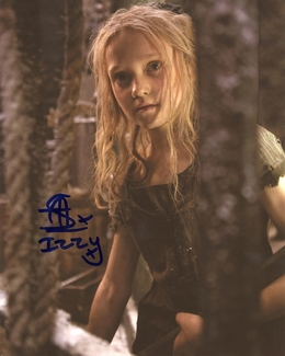 Isabelle Allen Signed 8x10 Photo