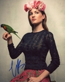 Ivana Baquero Signed 8x10 Photo - Video Proof