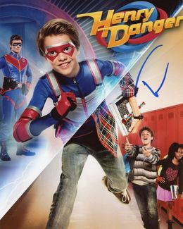 Jace Norman Signed 8x10 Photo