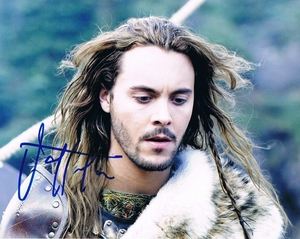 Jack Huston Signed 8x10 Photo - Video Proof