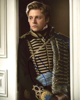 Jack Lowden Signed 8x10 Photo