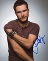 Jack Reynor Signed 8x10 Photo