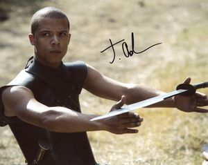 Jacob Anderson Signed 8x10 Photo - Video Proof