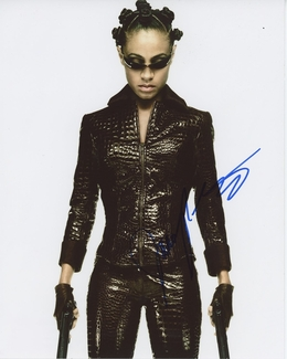 Jada Pinkett-Smith Signed 8x10 Photo