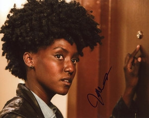 Jade Eshete Signed 8x10 Photo