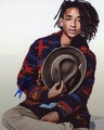 Jaden Smith Signed 8x10 Photo