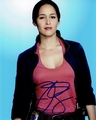Jaina Lee Ortiz Signed 8x10 Photo