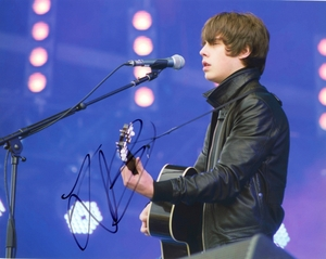 Jake Bugg Signed 8x10 Photo