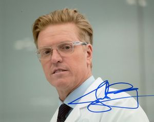 Jake Busey Signed 8x10 Photo