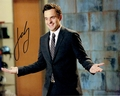 Jake Johnson Signed 8x10 Photo