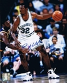 Jamal Mashburn Signed 8x10 Photo