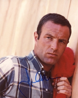 James Caan Signed 8x10 Photo - Video Proof