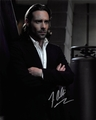 James Callis Signed 8x10 Photo - Video Proof