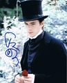 James D'Arcy Signed 8x10 Photo - Video Proof