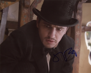 James Franco Signed 8x10 Photo