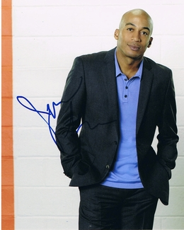 James Lesure Signed 8x10 Photo