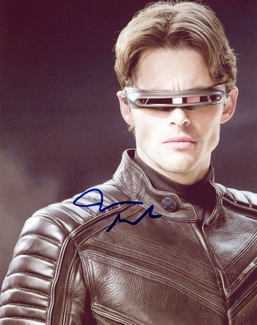 James Marsden Signed 8x10 Photo - Video Proof