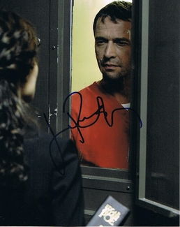 James Purefoy Signed 8x10 Photo