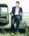 James Wolk Signed 8x10 Photo - Video Proof