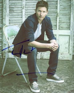 James Blunt Signed 8x10 Photo