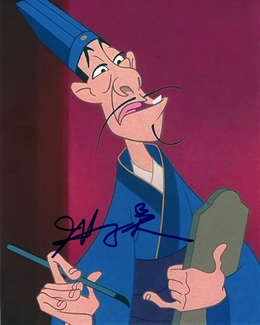James Hong Signed 8x10 Photo - Video Proof
