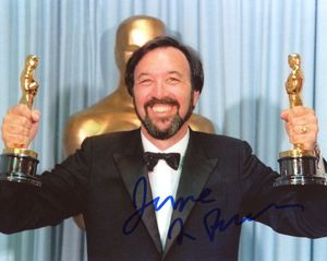 James L. Brooks Signed 8x10 Photo