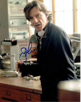 James Marsh Signed 8x10 Photo - Video Proof