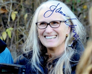 Jane Campion Signed 8x10 Photo