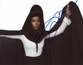 Janelle Monae Signed 8x10 Photo