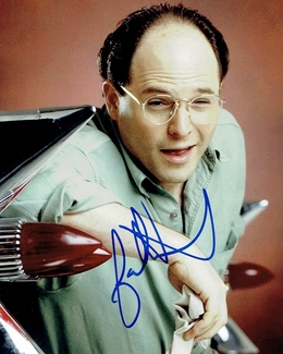 Jason Alexander Signed 8x10 Photo