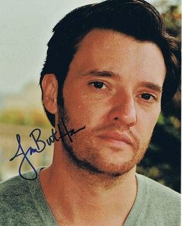 Jason Butler Harner Signed 8x10 Photo