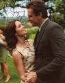 Jason Segel & Emily Blunt Signed 8x10 Photo - Video Proof