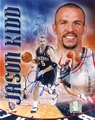 Jason Kidd Signed 8x10 Photo