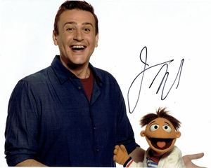 Jason Segel Signed 8x10 Photo - Video Proof
